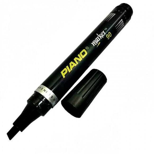 Piano Permanent Marker-Black