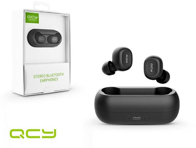 QCY T1C Bluetooth Version V5.0 Wireless Earphones - Paksa Pk