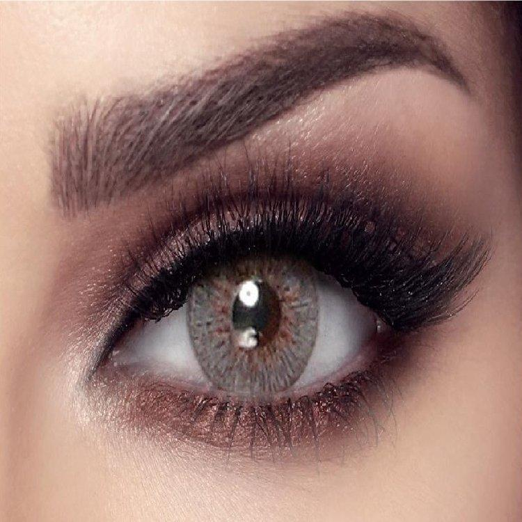 Elite Silky Grey Contact Lens - Paksa Pk