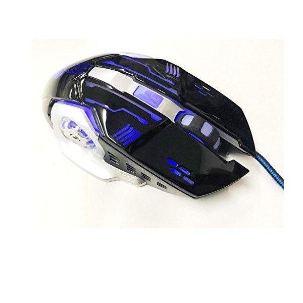 Warwolf T9 Professional Gaming Mouse - Paksa Pk
