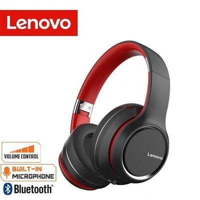 Original Lenovo HD200 Wireless Bluetooth Headphone High Quality - Paksa Pk