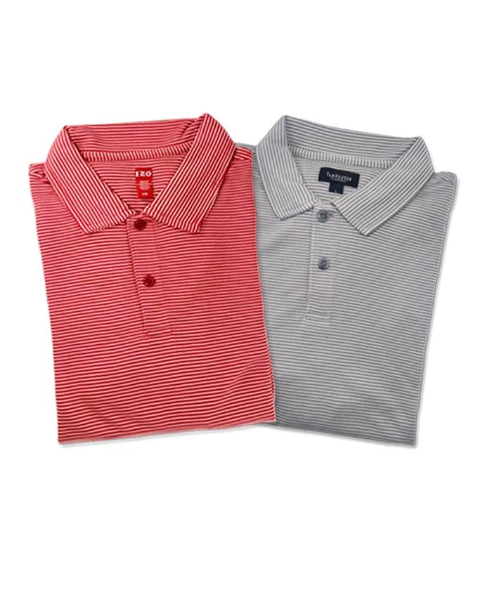 Pack of 2 Lining Polo T-shirts For Men