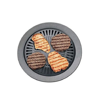 Smokeless Indoor Barbecue Grill-Black - Paksa Pk