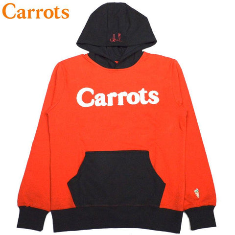 CARROT PULLOVER HOODIE FOR MEN - Paksa Pk