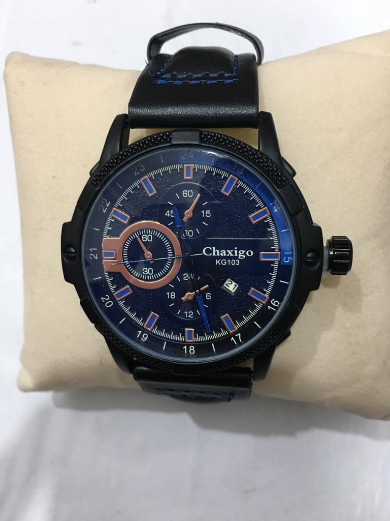 Chaxigo With Race Style Watch For Men - Paksa Pk