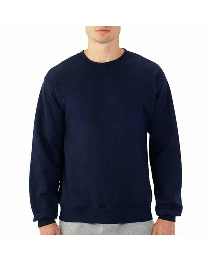 NAVY BLUE SWEATSHIRT FOR MEN - Paksa Pk