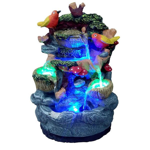 Decorative Castle Indoor Water Fountain - Paksa Pk