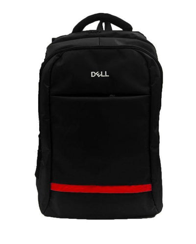 Dell Red Strip Backpack