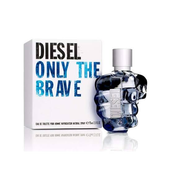 Diesel Only The Brave Perfume For Men-75ML
