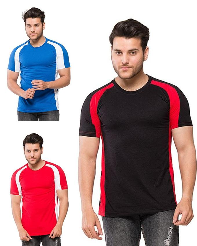 Pack Of 3 Raglan T-Shirt - ABZ-2329 - Paksa Pk