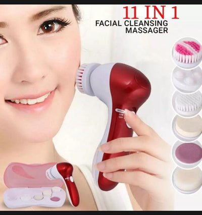 CNAIER 11 In 1- Beauty Device Multifunction Face Massager