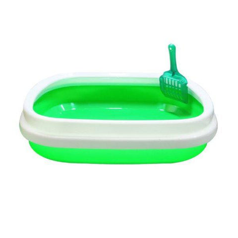 Litter Tray-Large With Led And Scop - Paksa Pk