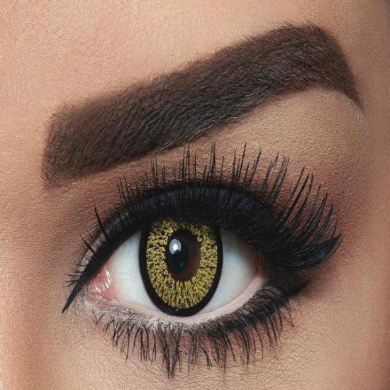Highlight Gold Contact Lens - Paksa Pk