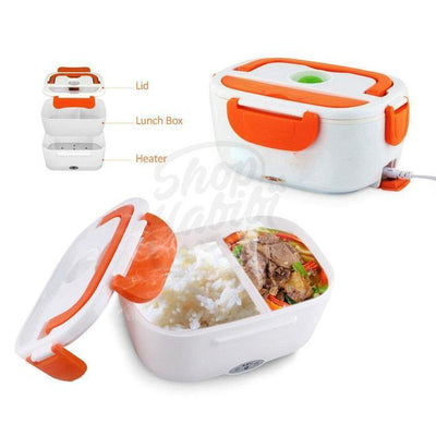 Electric Heating Lunch Box - Paksa Pk