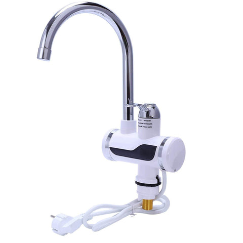 Instant Electric Hot Water Faucet - Instantly Hot Water In Seconds - Basin Fitting - Paksa Pk