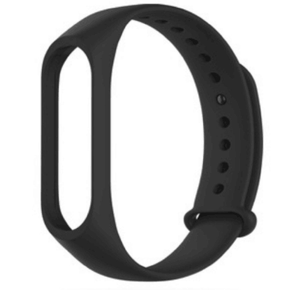 M3 Smart Band Silicone Strap Black - Paksa Pk