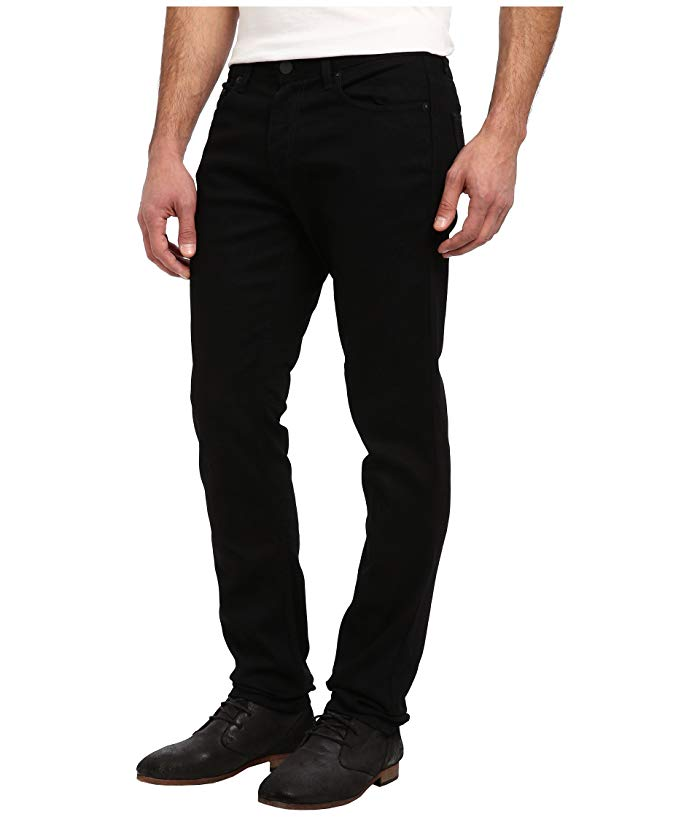 MANGO BLACK DENIM FOR MEN - Paksa Pk