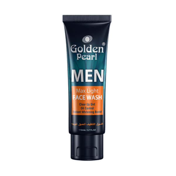 Golden Pearl Max Light Men Face Wash 75 ML