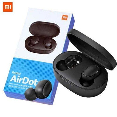 MI REDMI AIRDOTS MINI SIZE WITH CHARGING DOCK (100% ORIGINAL) - Paksa Pk