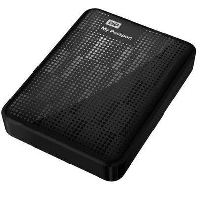 Wd My Passport Hdd Hard Disk 2.5 Inch Case Usb 3.0 - Paksa Pk