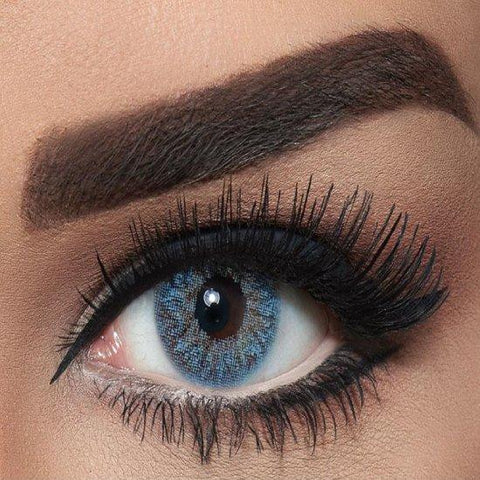 Natural Blue Contact Lens - Paksa Pk