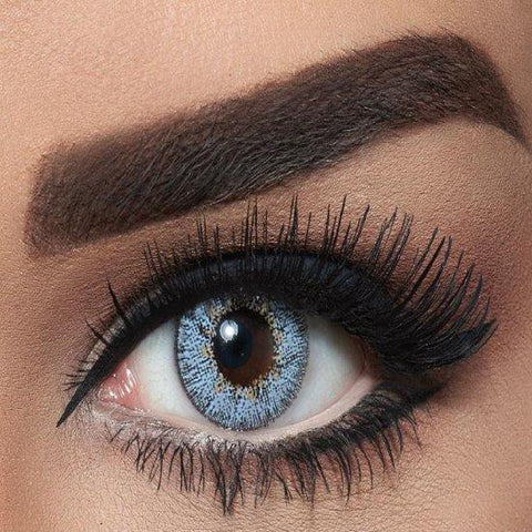 Natural Grey Blue Contact Lens - Paksa Pk