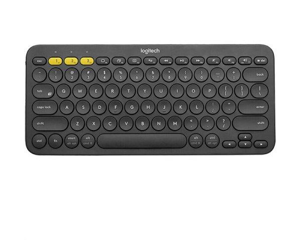 Multi Device Keyboard-K380 Dark Grey - Paksa Pk