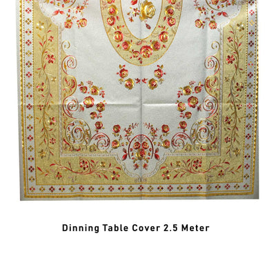 New Design Table Cover Mat Waterproof Non-Slip - Paksa Pk