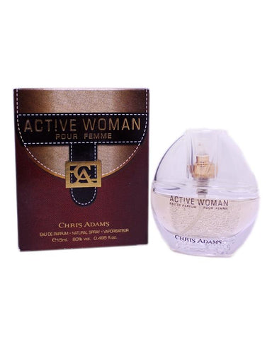 Active Woman Perfume - 15ml - Paksa Pk