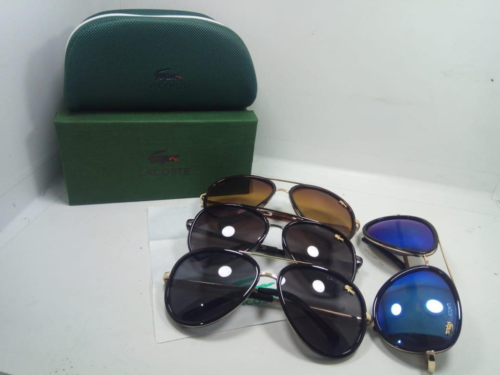 Multi Color Stylish Sun Glasses For Men - Paksa Pk