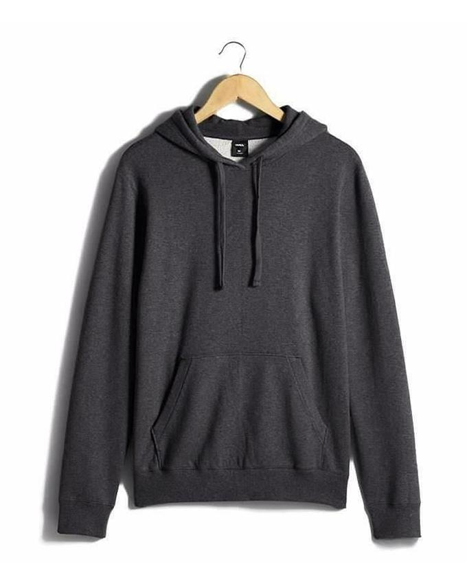 Charcoal Hoodie For Men - Paksa Pk