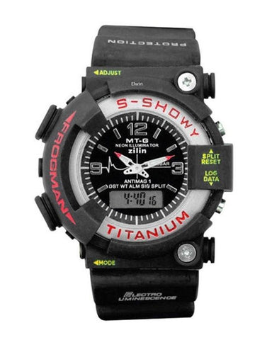 Titanium Watch For Boys - Paksa Pk