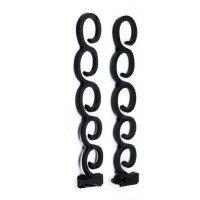 Pair of 2 Braided Hair Clip Styling Tools - Paksa Pk