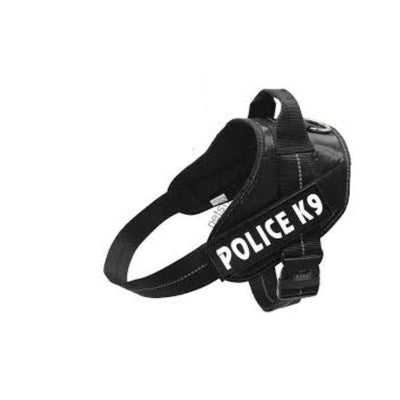 Police K9 Imported-Dog Harness-Small - Paksa Pk