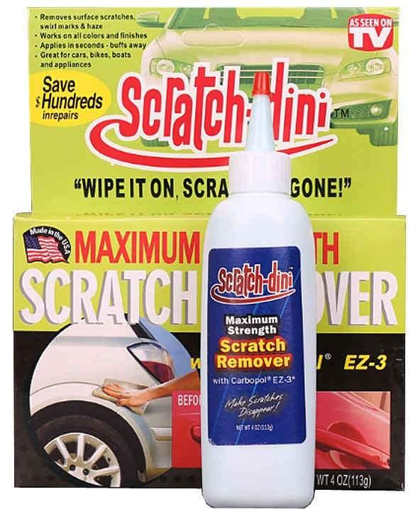 Car Scratch Repair And Remover