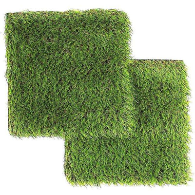 Synthetic Grass Mat For Pets Cage-Green - Paksa Pk
