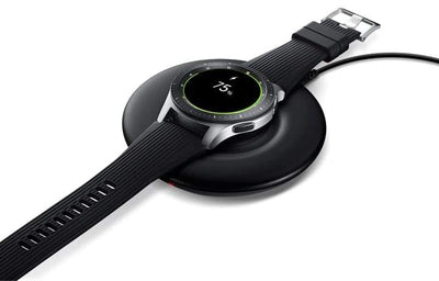 Wireless Charging Pad for Samsung Gear Smart Watches - Paksa Pk