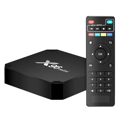 X96 Mini Smart Android TV Box (2gb + 16gb) - Paksa Pk