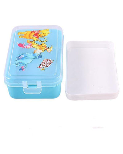 Yum Lunch Box-Blue For Kids