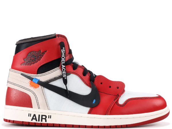 AIR JORDAN 1 OFF-WHITE CHICAGO