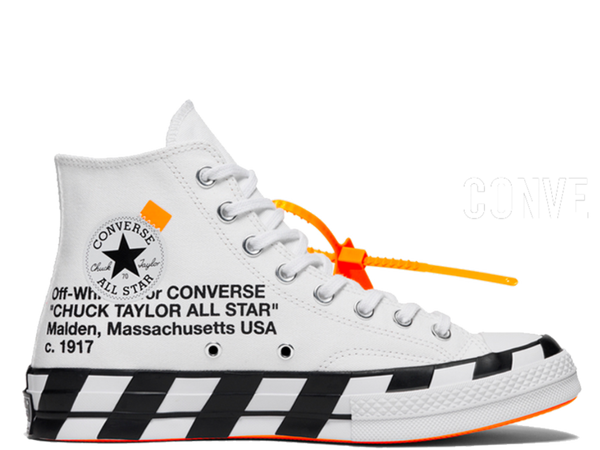 CONVERSE OFF WHITE ALL STAR 2.0