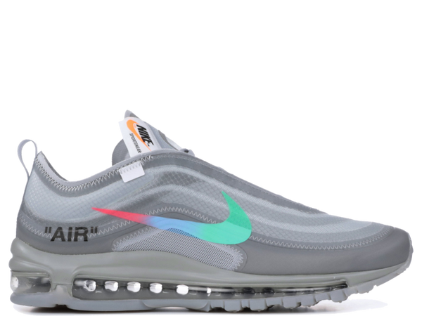 NIKE OFF WHITE AIR MAX 97 MENTA
