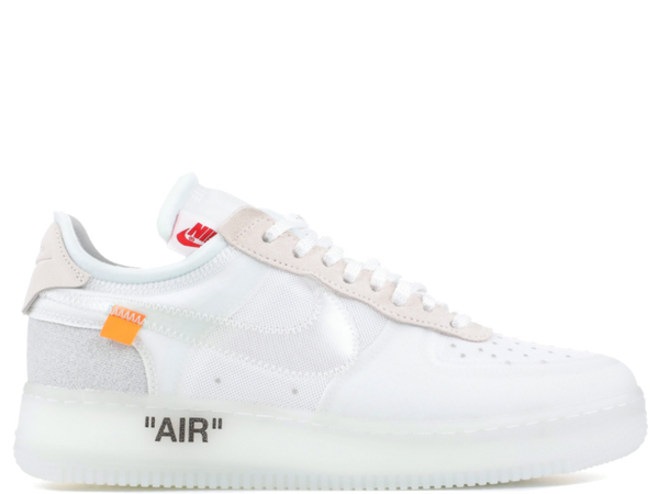 NIKE OFF WHITE AIR FORCE 1 OG