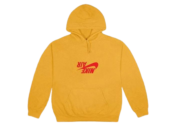 TRAVIS SCOTT CACTUS JACK HOODIE YELLOW