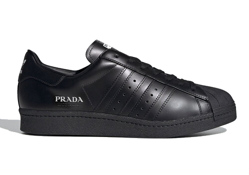 Adidas Superstar Prada Black