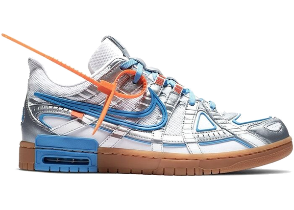 Nike Air Rubber Dunk Off-White UNC