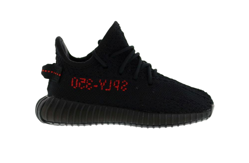 ADIDAS YEEZY BOOST 350 V2 BRED KIDS