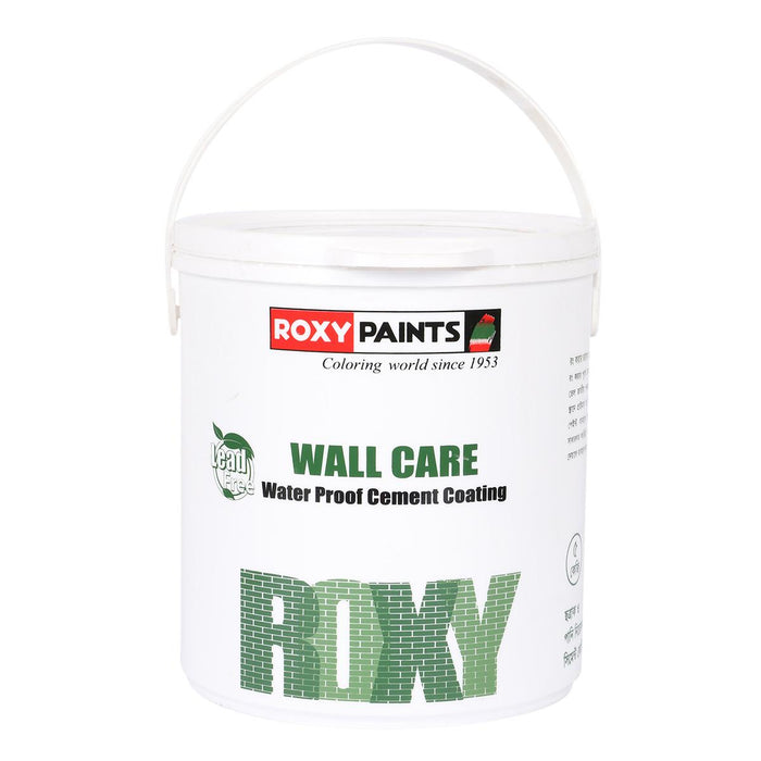 Wall Care (Cement Coating)