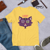 LUCKY 13 Short-Sleeve Unisex T-Shirt