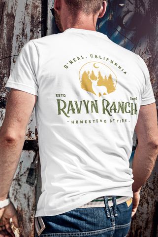 Ravyn Ranch Logo Tee